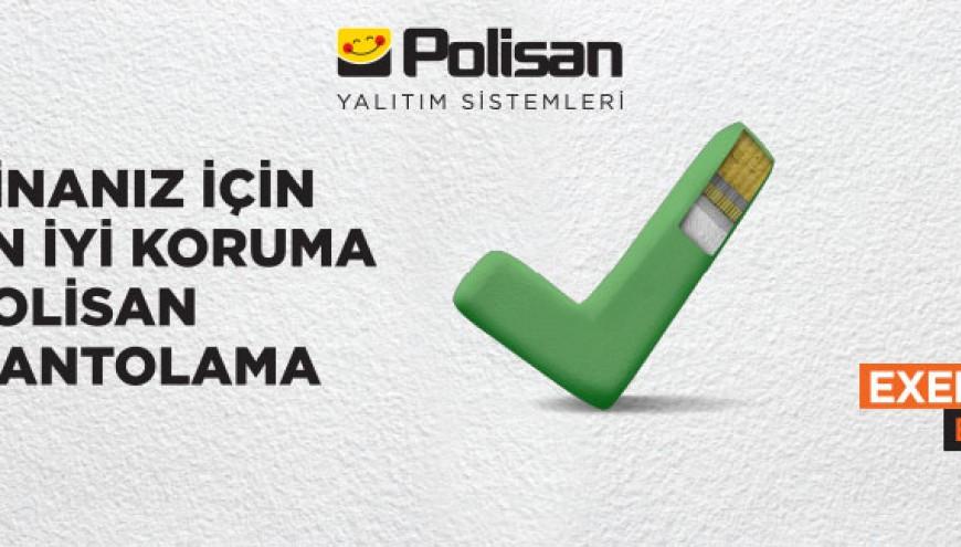 Polisan Dış Cephe Mantolama m2 Fiyatları